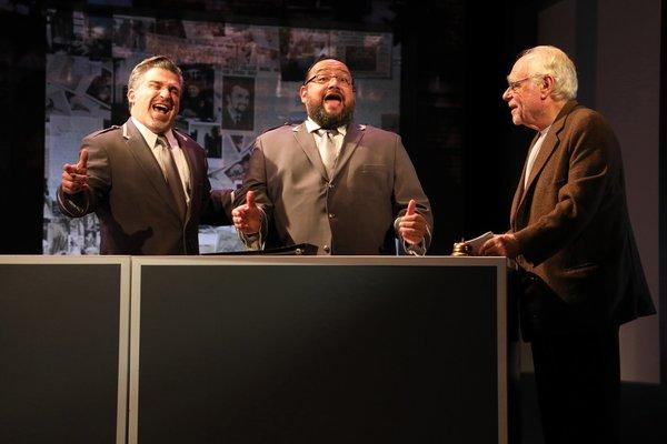 Carlos Lopez, David Banda, and Joel Rooks