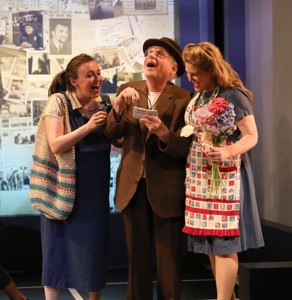Photo Flash: Get A First Look At Goodspeed's HI, MY NAME IS BEN