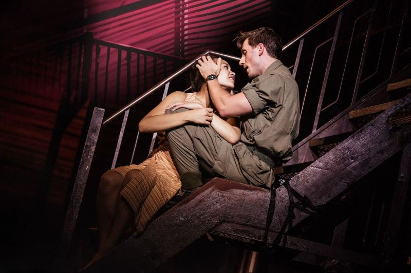 BWW Review: The Horrific Beauty of MISS SAIGON Returns to Nashville's Tennessee Performing Arts Center