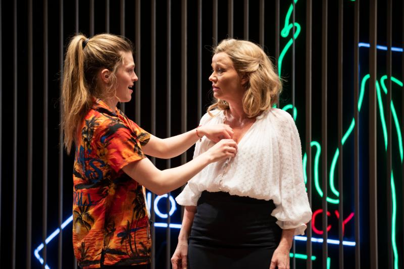 BWW Review: Carla Ching's NOMAD MOTEL Explores Parent/Child Sacrifices and Expectations