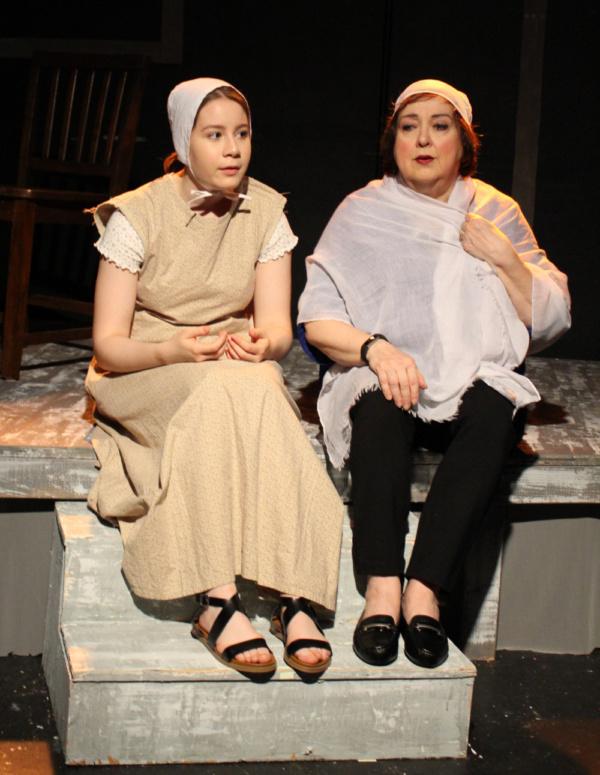 Photo Flash: American Renaissance Theater Company Presents TO SHE WHO WAITS