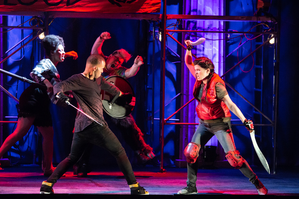 Photo Flash: THE LIGHTNING THIEF: THE PERCY JACKSON MUSICAL Comes To Cobb Performing Arts Centre