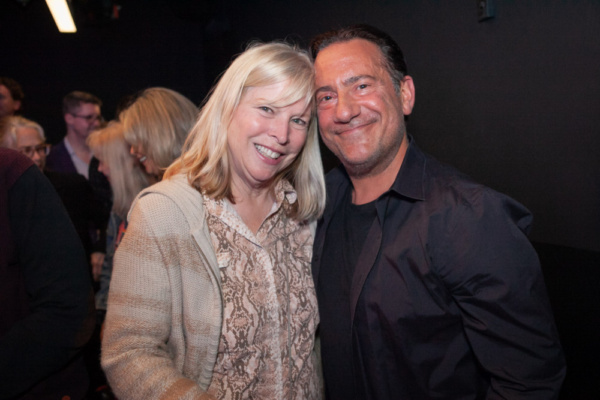 The Pack at Gary Austin Stage at The Groundlings Theatre in Hollywood. Depicted: Candy Clark and Eugene Pack. Photo by Justin Wagner. 6/2/19