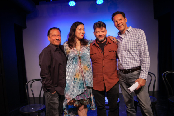 The Pack at Gary Austin Stage at The Groundlings Theatre in Hollywood. Depicted: Euge Photo