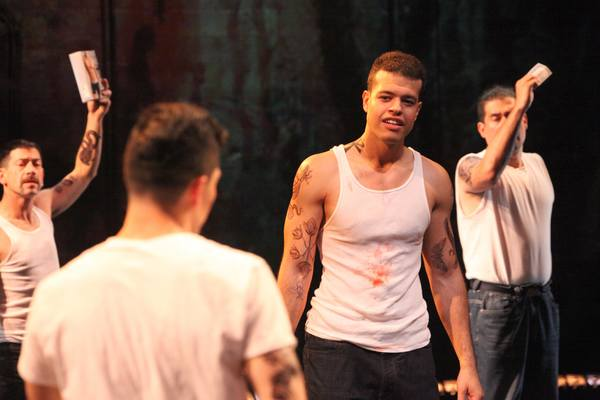 Photo Flash: First Look at Magic Theatre's OEDIPUS EL REY