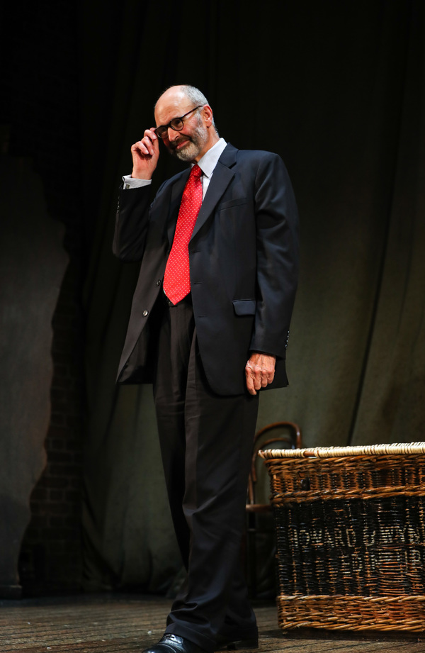 Robin Herford (Director) during the curtain call