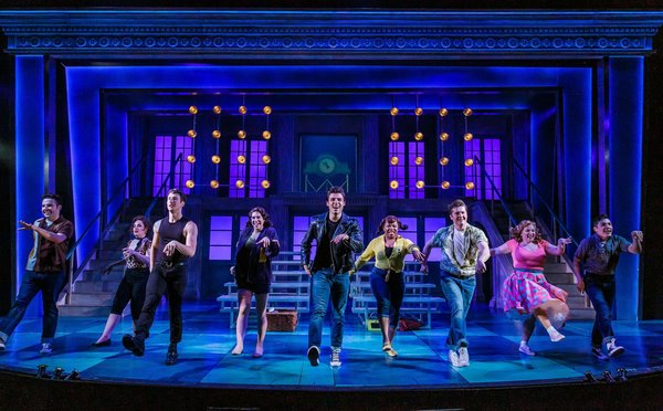 Photo Flash: GREASE at Finger Lakes Musical Theatre Festival