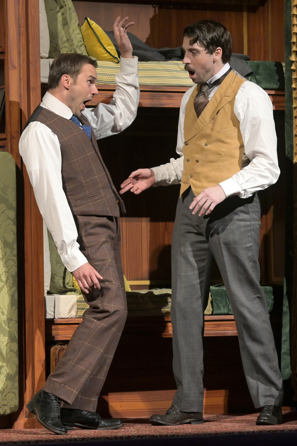Photos: TheatreWorks Silicon ValleyPresents Northern California Premiere of ARCHDUKE