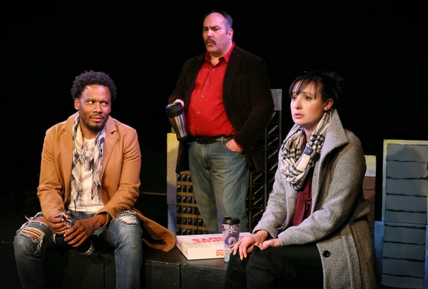 Photo Flash: First Look At DADA WOOF PAPA HOT At Epic Theatre