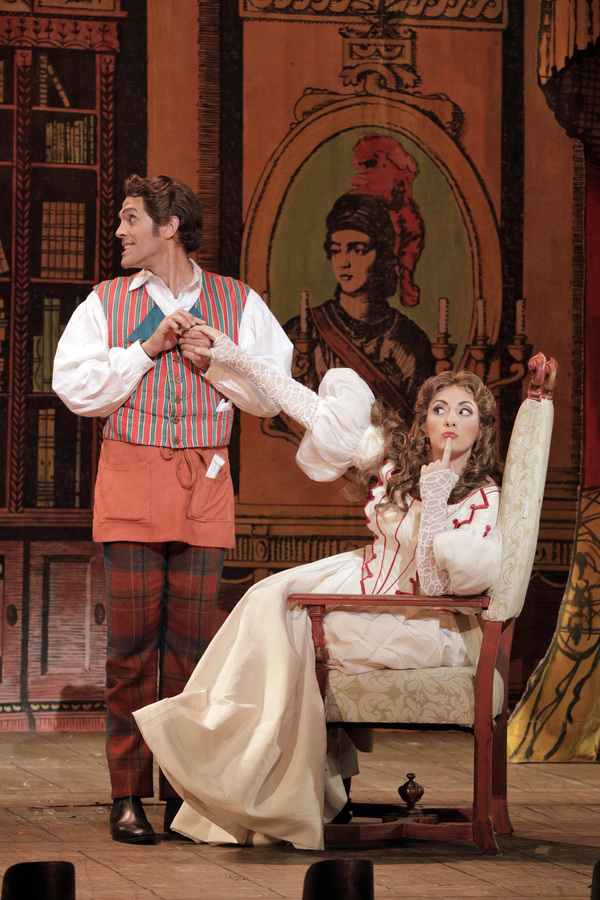 Photo Flash: First Look At THE BARBER OF SEVILLE At Portland Opera