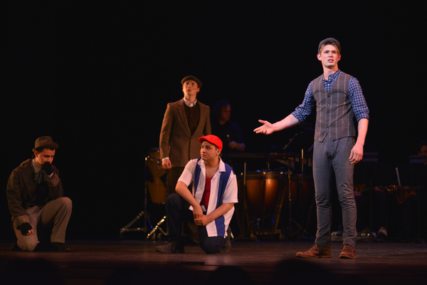 Photos: High School Theatre Stephen Sondheim Awards Handed Out At Shubert Theatre of New Haven