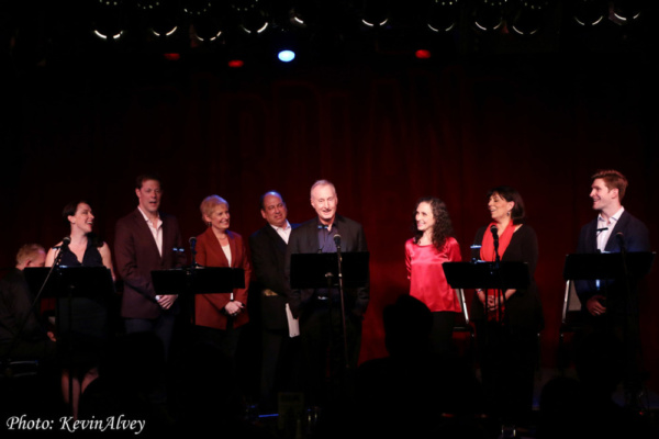 Photo Flash: The Broadway at Birdland Series Presents EVERYBODY RISE: A RESISTANCE CABARET