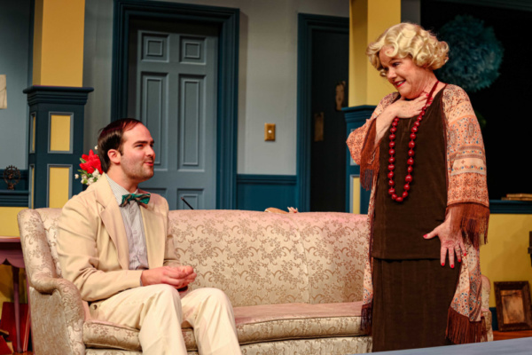 Sandy (Frank Roberts) & Judith (Jane McKittrick)