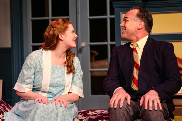 Photo Flash: HAY FEVER Comes to Tacoma Little Theatre