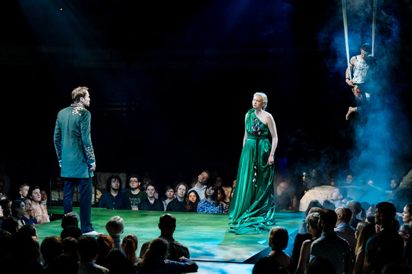 Photo Flash: First Look at Bridge Theatre's A MIDSUMMER NIGHT'S DREAM