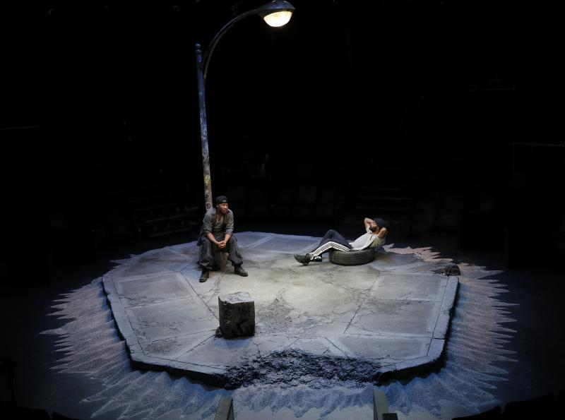 BWW Review: PASS OVER at ACT Gives a Visceral Look at Racial Injustice