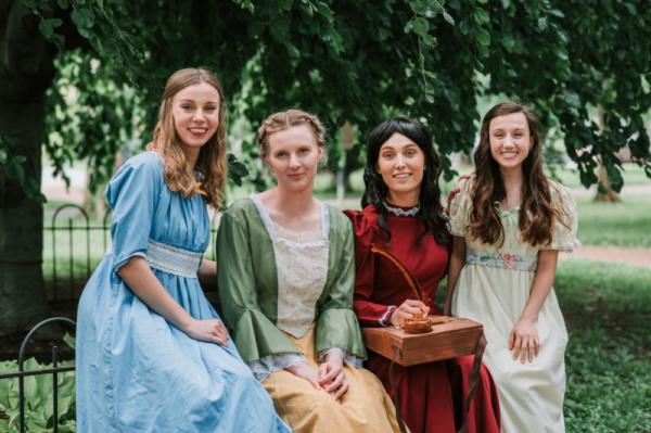 Rachel Bachar, Robyn Rae Stype, Abigail Worden and Sarah Marie Wilson Photo