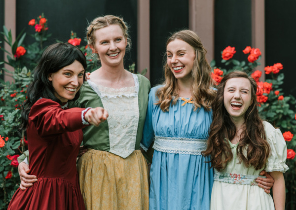 Abigail Worden, Robyn Rae Stype, Rachel Bachar and Sarah Marie Wilson Photo