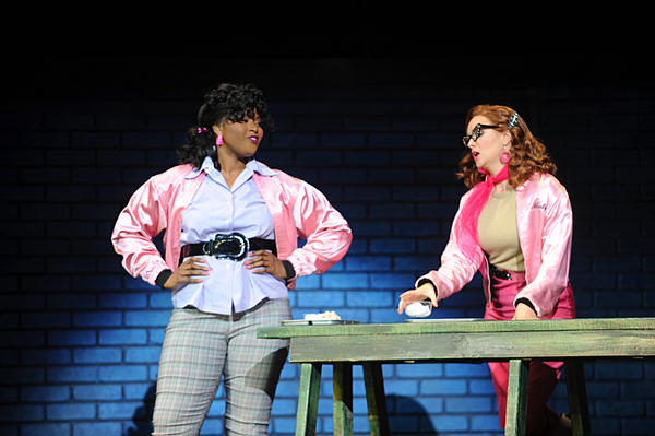 Photo Flash: Clay Aiken, Zach Adkins, Jackie Burns and More Star In GREASE at Pittsburgh CLO