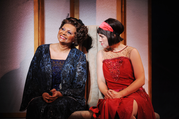 Leslie Uggams and Laurie Veldheer Photo