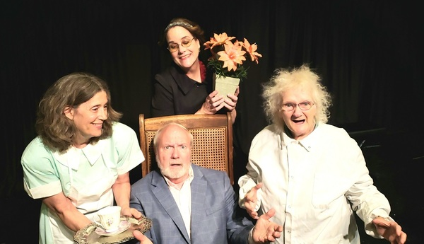 Photo Flash: The Majestic Theatre Stages Classic Comedy THE MAN WHO CAME TO DINNER