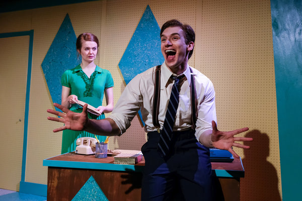 Photo Flash: First Look at Tipping Point Theatre's FUNNYMAN