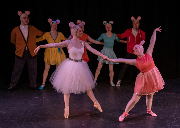 Photo Flash: Vital Theatre Company and HIT Entertainment Present ANGELINA BALLERINA
