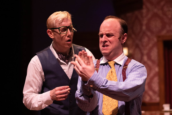 Photo Flash: Hope Summer Repertory Theatre Presents MURDER FOR TWO