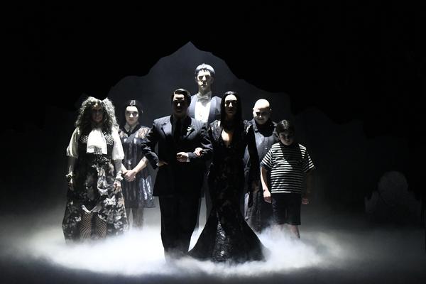 Photo Flash: Arizona Broadway Theatre Presents THE ADDAMS FAMILY
