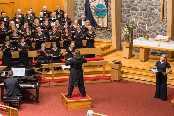 Photo Flash  Morris Choral Society Celebrates Spring with GREATEST HITS FROM OPERA AND BROADWAY
