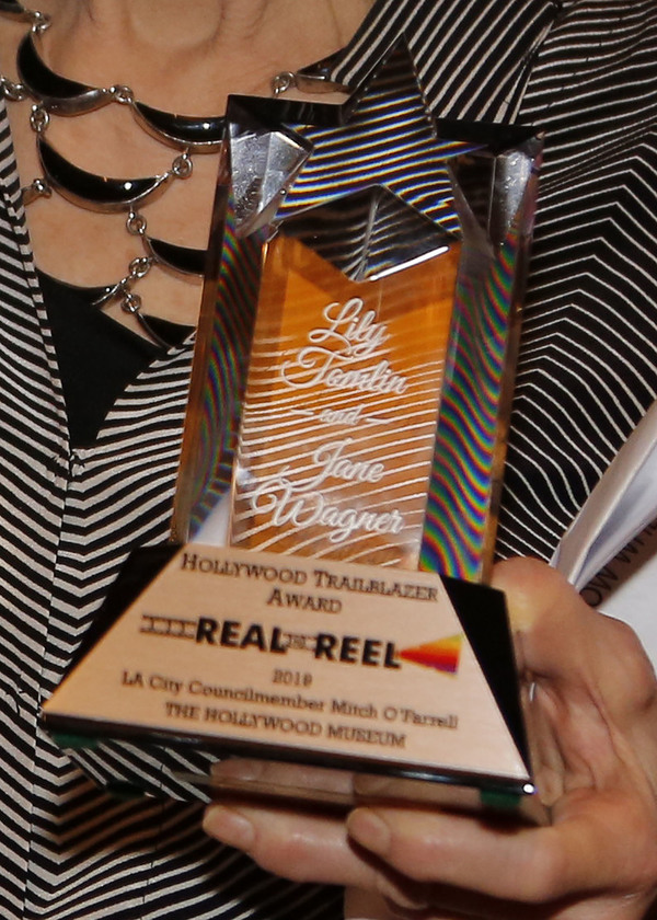 Lily Tomlin & Jane Wagner Trail-Blazers Award