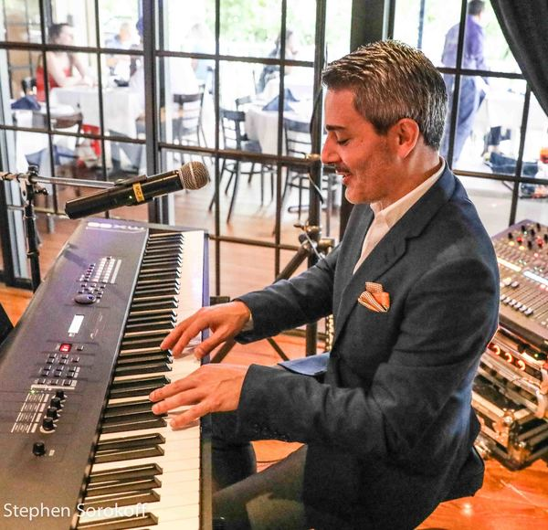 Photo Coverage: Eric Yves Garcia Plays the Pelican Cafe