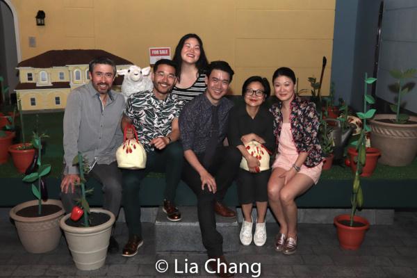 John D. Haggerty, Daniel K. Isaac, Holly Chou, Kenneth Lee, Julyana Soelistyo, Jennif Photo