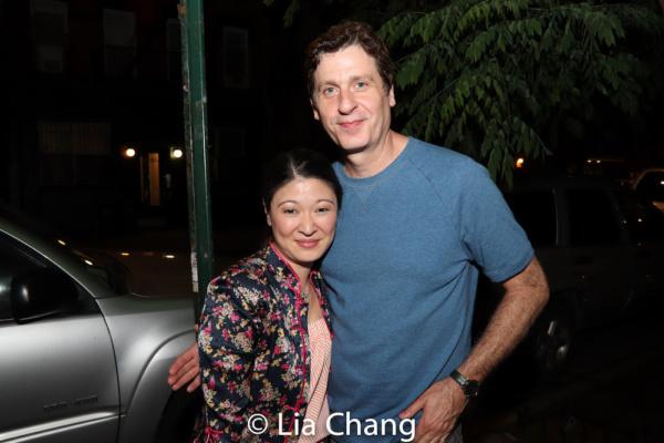 Jennifer Lim and Gary Wilmes