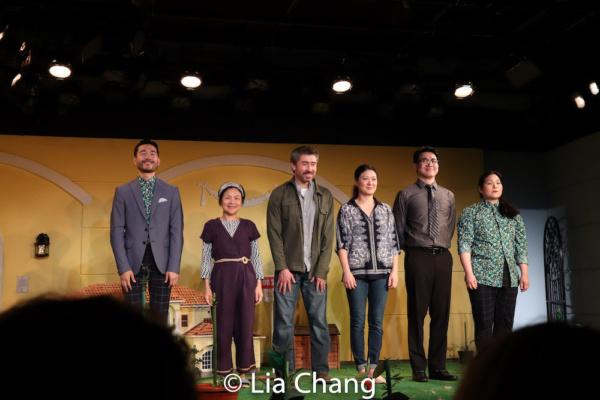 Daniel K. Isaac, Julyana Soelistyo, John D. Haggerty, Jennifer Lim, Kenneth Lee and H Photo
