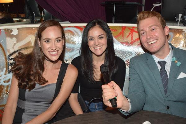 Kaleigh Cronin, Andrea Gross and Daniel Dunlow Photo
