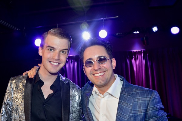 Mark William and John Lloyd Young Photo