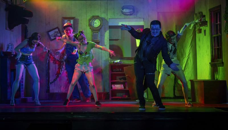 BWW Review: EVIL DEAD THE MUSICAL at Prohibition Hall