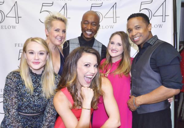 Carrie St. Louis, Natalie Joy Johnson, Kevin Smith Kirkwood, Caroline Bowman, Blair Goldberg and James Delisco Beeks