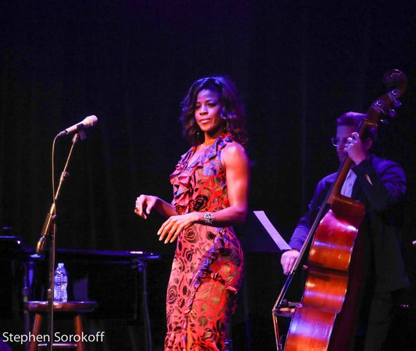 Photo Coverage: Nicole Henry Plays the Arts Garage