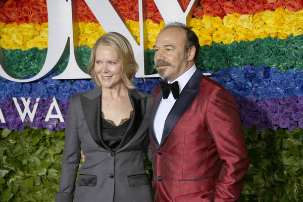 Rebecca Luker, Danny Burstein Photo