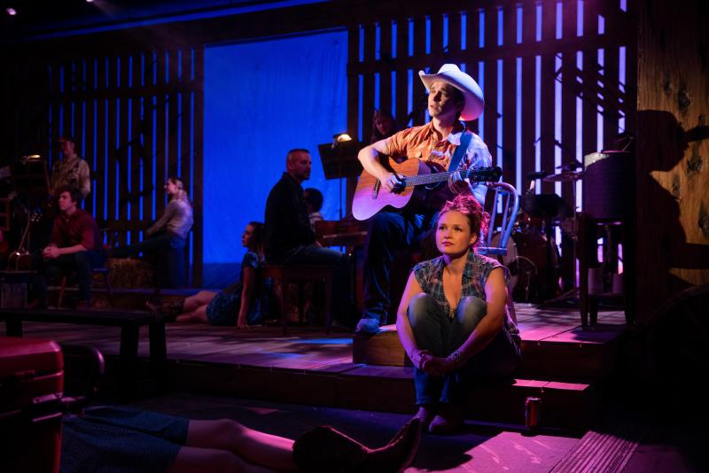 BWW Review: Musical Theater Heritage Brings OKLAHOMA! into the Modern Age