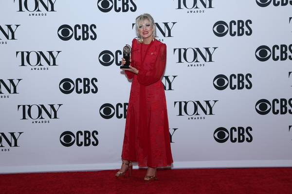Photo Coverage: Inside the Winners Room at the 2019 Tony Awards!