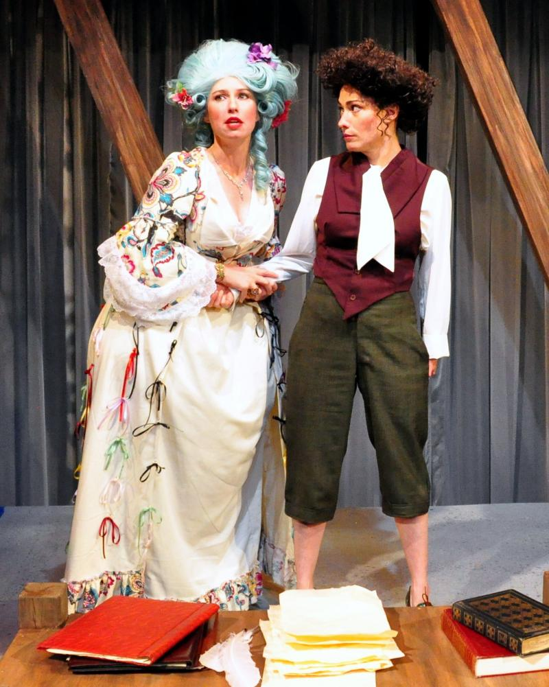 BWW Review: THE REVOLUTIONISTS at Unicorn Theatre