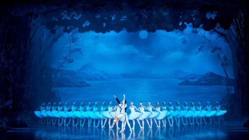 Bolshoi Ballet Stars, Moscow Ballet 'La Classique' Join Forces in SWAN LAKE; Show Opens Fri., 6/14