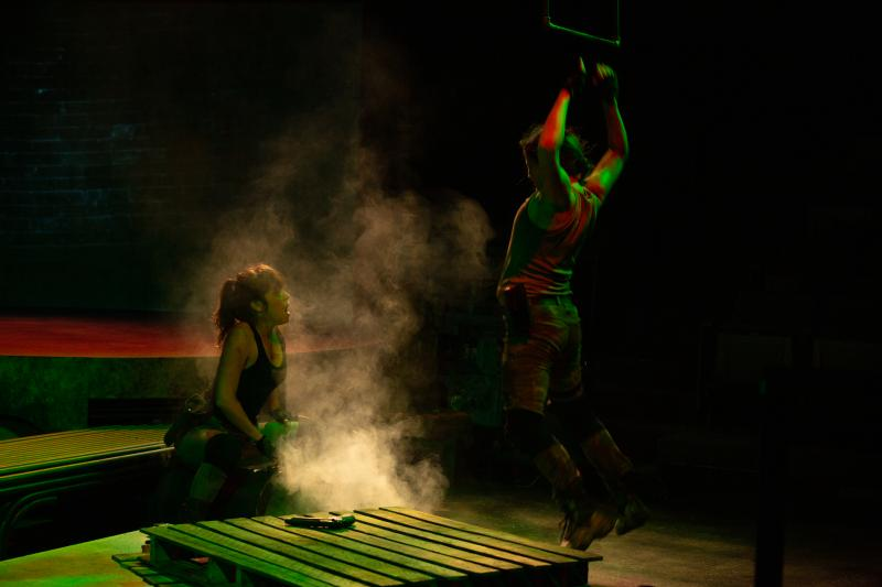 Photo Flash: THE ARMOR PLAYS dominate Theatre Three this summer!