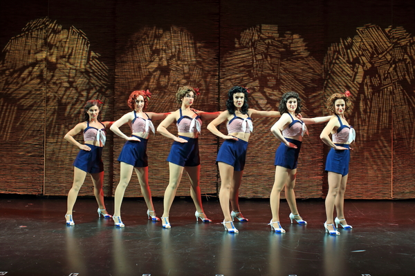 Photo Flash: Get an Inside Look at Flat Rock's SOUTH PACIFIC