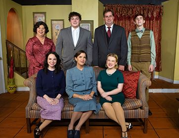 BWW Review: THE LAST NIGHT OF BALLYHOO Is a Delicious Knish Served with Sweet Tea at South City Theatre