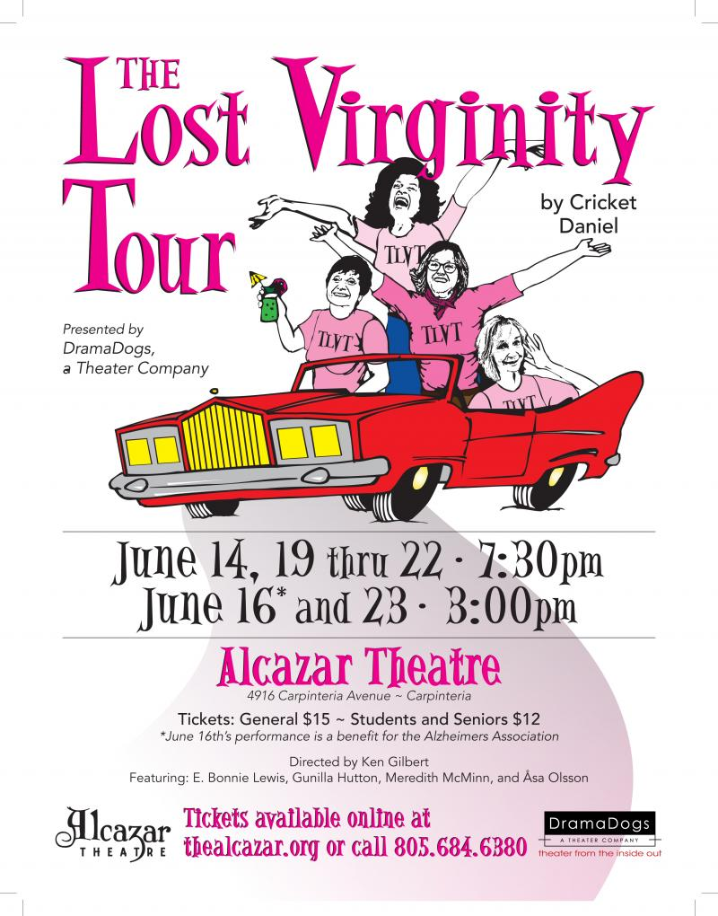 BWW Previews: THE LOST VIRGINITY TOUR at the Alcazar Theater