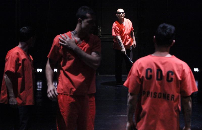 BWW Review: OEDIPUS EL REY at Magic Theatre Offers a Hauntingly Beautiful and Timely Update of the Oedipus Tale